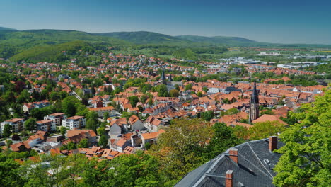 Picturesque-German-Town-Wernigerode