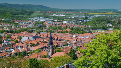 Picturesque-View-of-Old-German-Town