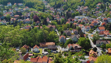 Small-Town-on-German-Hillside