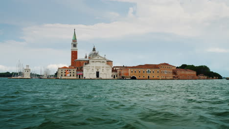 St-Marco-Basilica-Waterfront-In-Venice