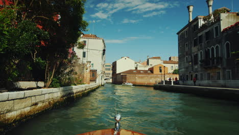 Venice-Seen-From-a-Boat