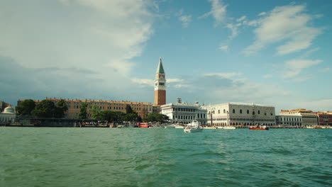 Doge-s-Palace-and-St-Mark-s-Campanile-Venice