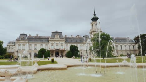 Festetics-Palace-in-Hungary