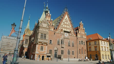 Wroclaw-Old-Town-Hall
