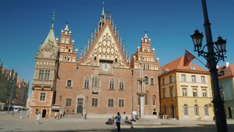 Wroclaw-Town-Hall