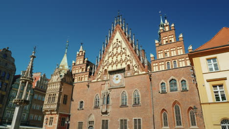 City-Hall-In-Wroclaw
