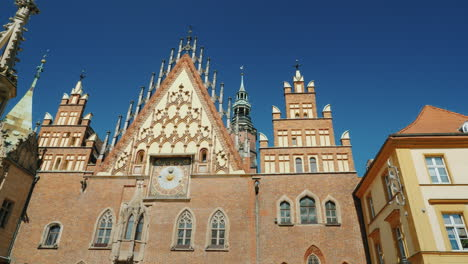 Old-City-Hall-In-Wroclaw-Poland