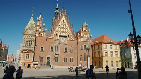 Wroclaw-Old-Town-Hall-Poland