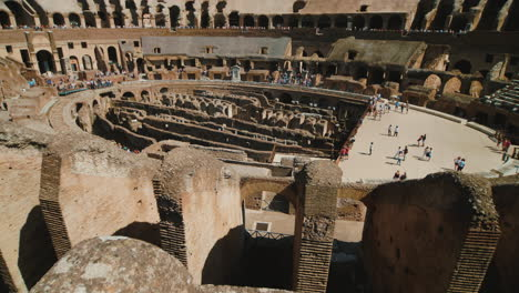 Colosseum-Interior-Tilt-Up-Rome
