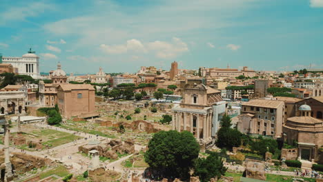 Forum-in-Rome-Pan