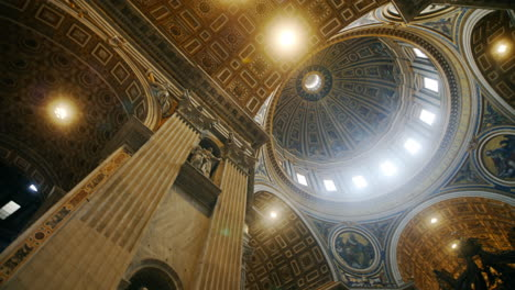 Dome-Of-St-Peter-s-Basilica-Interior