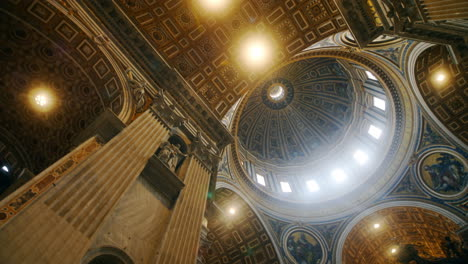 Dome-Of-St-Peter-s-Basilica-in-The-Vatican