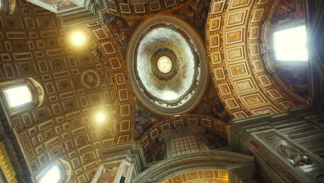 St-Peter-s-Basilica-in-The-Vatican-Interior