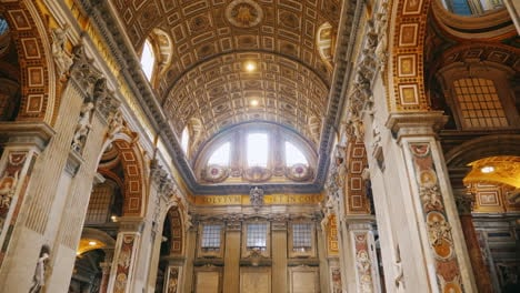 Inside-St-Peter-s-Basilica-In-The-Vatican