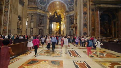 Tourists-and-Pilgrims-Visit-St-Peter-s-Basilica