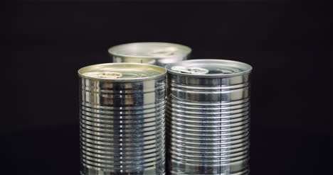 Food-Supplies-Canned-Food-Rotating-On-Black-Background-1