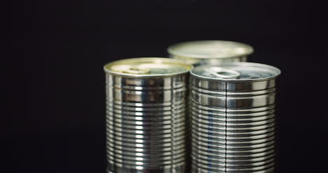 Food-Supplies-Canned-Food-Rotating-On-Black-Background-2