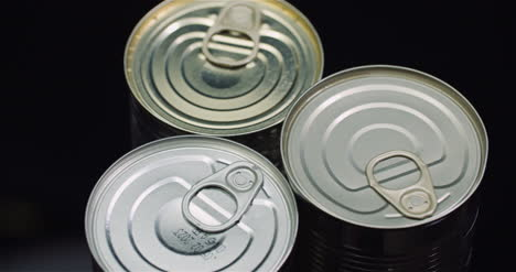 Food-Supplies-Canned-Food-Rotating-On-Black-Background-4