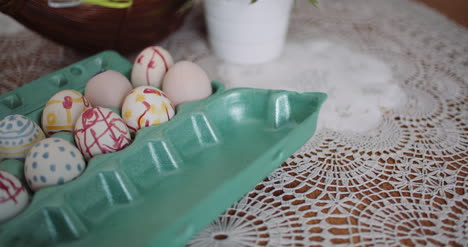 Easter-Eggs-In-Extruder-On-Decorated-Table-3