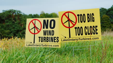 Placards-Protesting-Wind-Turbines