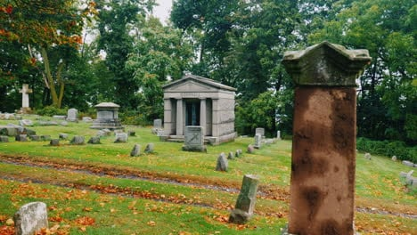 Crypt-In-A-Cemetery