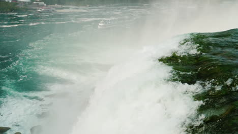 Boat-Passes-Under-Niagara-Falls