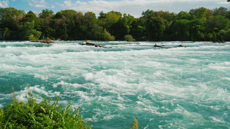 Niagara-River-on-a-Summer-Day