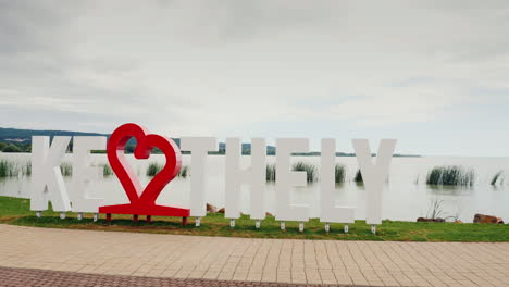 I-Love-Keszthely-Sign-Hungary