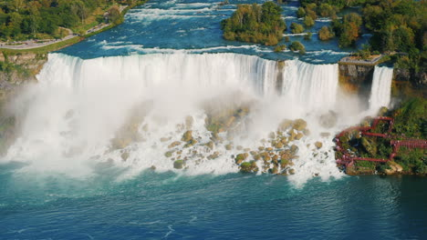 Niagara-Falls-From-Above