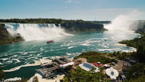 Niagara-River-And-Niagara-Waterfalls