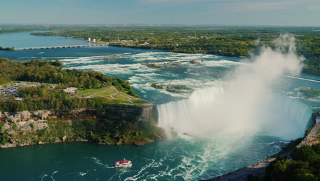 Niagara-River-and-Horseshoe-Falls