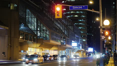 Downtown-Toronto-by-Night