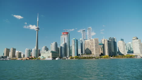 Toronto-Skyline-From-the-Water