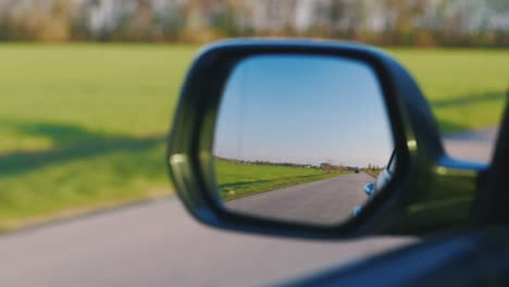 Car-Rearview-Mirror-It-Can-Be-Seen-Motorcycle-Hd-Video