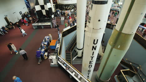 Interior-of-Space-and-Aircraft-Museum