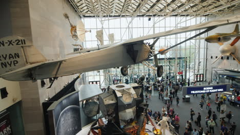 Planes-in-Museum-Exhibition