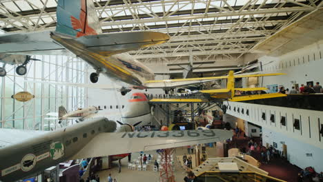Planes-in-Air-and-Space-Museum