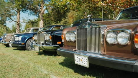 Row-of-Classic-Rolls-Royce-Cars