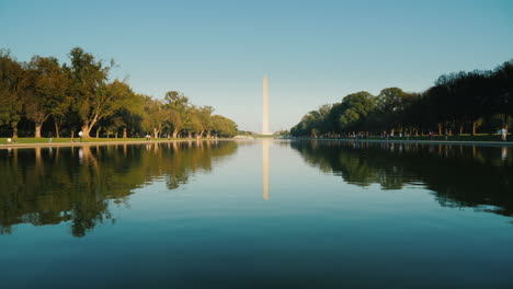 Washington-Monument-and-Reflecting-Pool