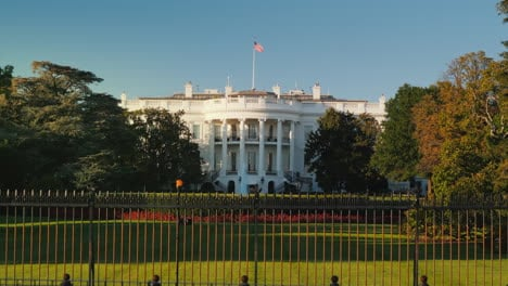White-House-Building-In-Washington-DC