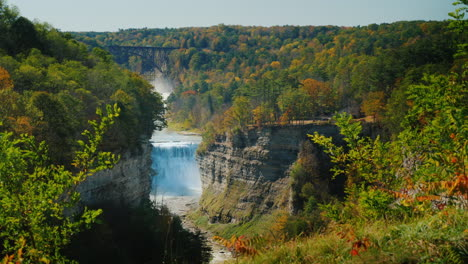 Portage-Viaduct-in-Letchworth-State-Park