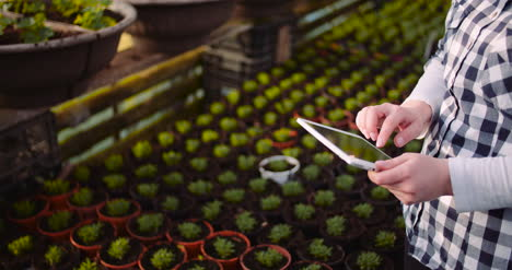 Gardener-Using-Digital-Tablet-In-Greenhouse