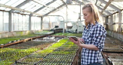 Female-Gardener-Usingcalculator-In-Greenhouse-Agriculture-Business-Agribusiness