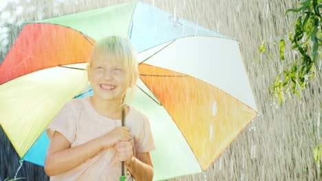 Carefree-Girl-5-Years-Rejoices-Summer-Rain-Slow-Motion-Video-Prores-Hq-422-10-Bit-Video
