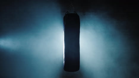 Boxing-Pear-In-The-Spotlight-And-In-The-Fog