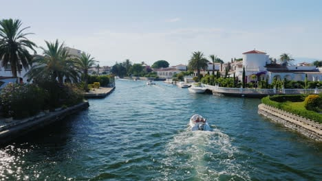 Canals-And-Houses-Of-Empuria-Brava-Empuriabrava-Is-Largest-Residential-Marina-In-Europe-Floats-Small