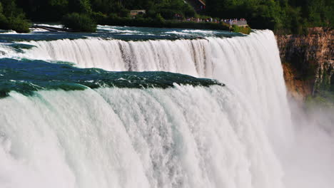 Niagara-Falls-View-From-The-American-Coast---The-Crushing-Force-Of-Nature