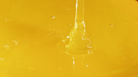 Pour-Fresh-Pure-Honey-Into-A-Plate-Healthy-Eating-And-Healthy-Foods-Slow-Motion-Video