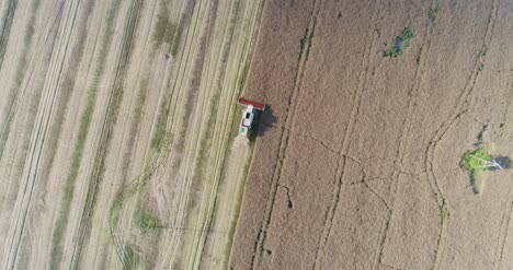 Machinery-Harvesting-Crops-On-Field-20