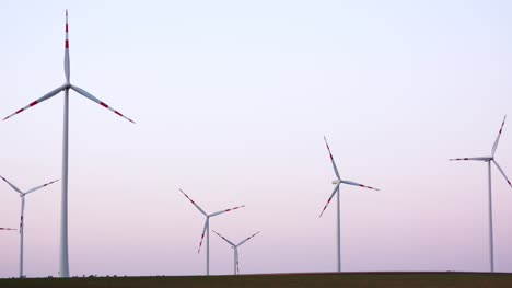 Aerial-View-Of-Windmills-Farm-Power-Energy-Production-12